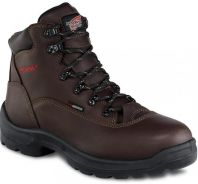 Safety Shoes Red Wing Men 6Inc Brown ST WP IN 2246