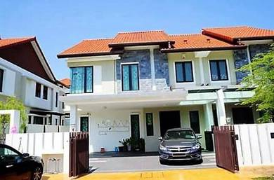 Artira Residence, 45x85 2-Storey Terrace House Freehold 0%Downpayment