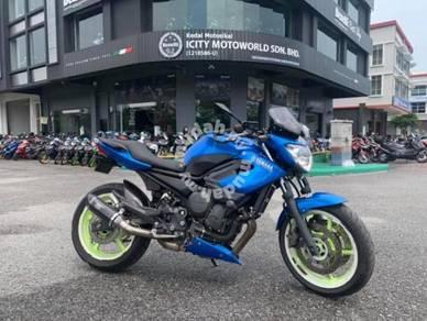 2013 Yamaha XJ6N XJ6 4Inline R6 Muka 300