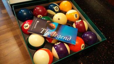 Aramith Premier Balls for American Pool Table