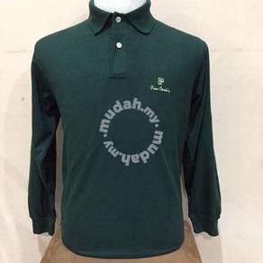 Pierre Cardin Paris Green Polo Shirt Size S