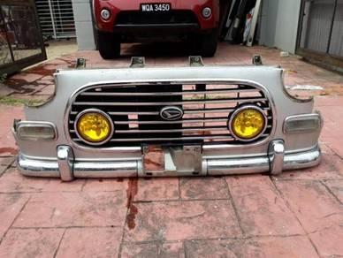 Bumper Depan Gino Minilite L700 for Kelisa