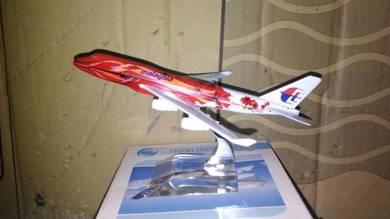 Kapal Terbang Hiasan (area Arau)