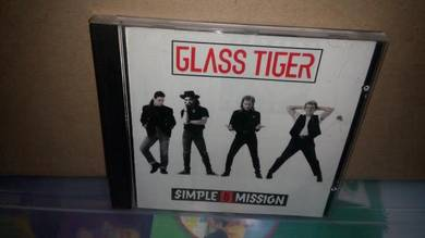 CD Glass Tiger - Simple Mission