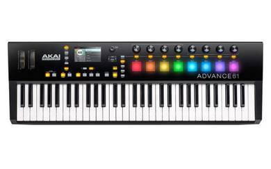 Akai Advance 61 - 61-key Keyboard Controller