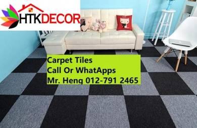 DIY Classic Plain Office Carpet Tiles 4trff