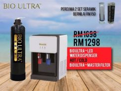 Pakej Bio Ultra Penapis Air Water Filter Nano T1