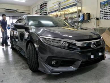 Honda Civic Modulo Bodykit + Modulo Spoiler