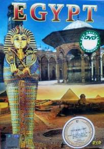 DVD Documentary Collection Egypt