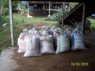 Baja Tinja kambing / Goat Manure Fertilizer
