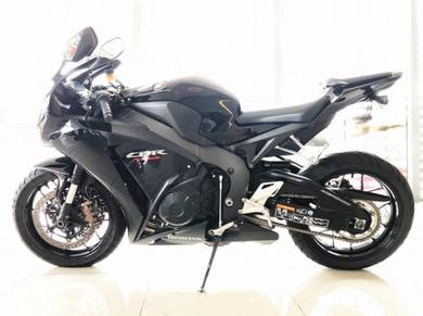 2014 Unregister Honda CBR1000RR Euro Spec