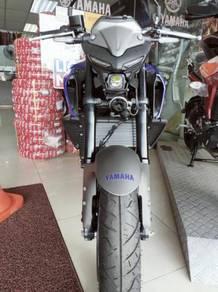 Yamaha mt25 r25 250
