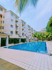 2nd FLOOR!! |NEGO SAMPAI JADI| Apartment Saujana Damansara Damai