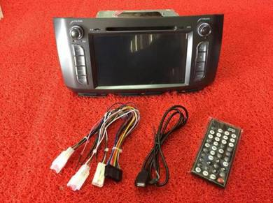 Perodua alza 8inch oem dvd player double din