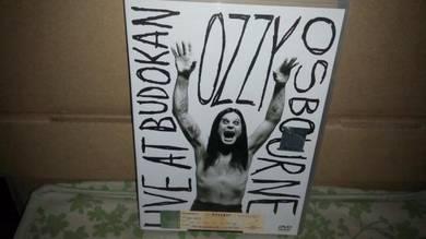 DVD Ozzy Osbourne - Live At Budokan