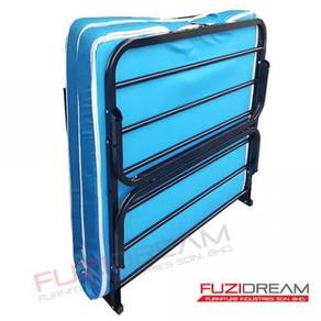 Katil besi lipat / foldable bed