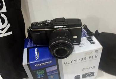 Olympus E-P3 Touch Screen Complete Set