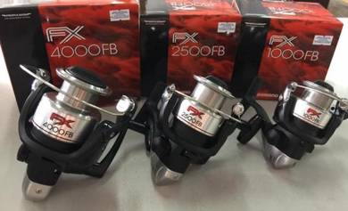 (NEW) SHIMANO FX 1000 - 4000 Fishing Reel