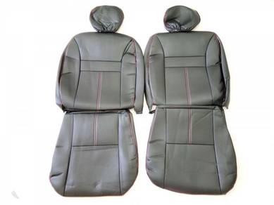 Cover Seat Kulit PVC Perodua MYVI - BARU