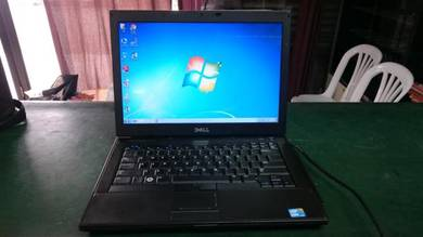 Dell latitude E6410 intel i5