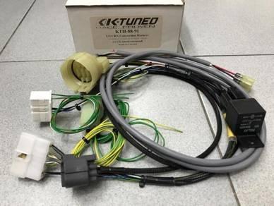 K-Tuned Civic EF / CRX K-Swap Harness (88-91)