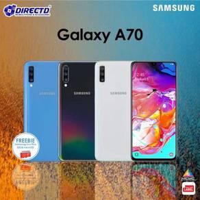 Samsung Galaxy A70 (8GB RAM | 3 KAMERA BLKG)MYset