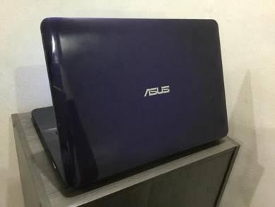 Asus x455L i3 5th/4GB/Win10/Nvidia 920M 2GB