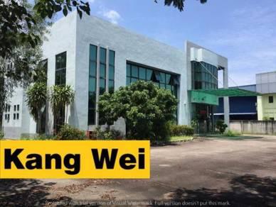 Bungalow 1 Acres Land Warehouse Industrial Factory_Juru_Bukit Tengah