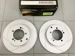 Dixcel Rear Disc Rotor SD Mit Lancer Evo 5 6 7 8 9