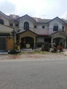 Lina low depo 2 storey puchong perdana no house facing e facing