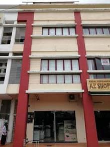 3 storey shop lot, Jln Sultan Sulaiman, Bandar Kuala Terengganu