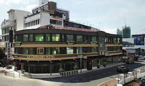 Le Embassy Hotel Georgetown