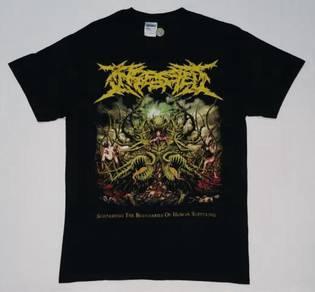 Ingested Band Shirt (SIZE M)