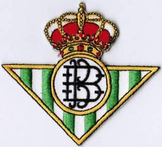 La Liga Real Betis Spain Football Soccer Patch