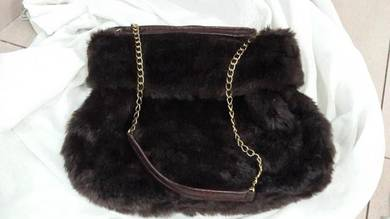 Furry and Cute Handbag