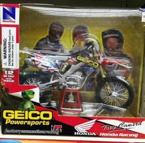 Geico Powersports Honda 2010