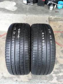 Tayar 275 - 45 - Rim 21 Pirelli SCORPION VERDE
