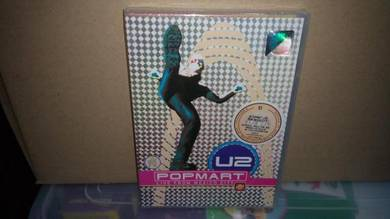 DVD U2 - Popmart Live from Mexico City