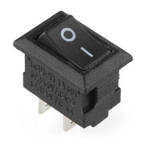 KCD11 On/Off Power Switch 250VAC/3A