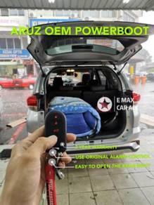 Perodua aruz tailgate raer trunk auto power boot