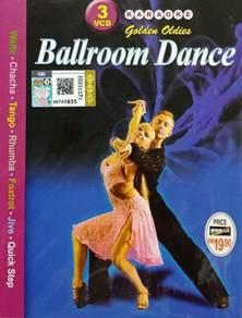 VCD Golden Oldies Ballroom Dance Karaoke