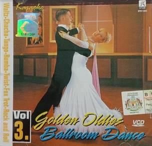 VCD Golden Oldies Ballroom Dance Vol.3