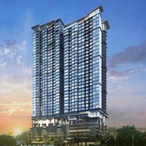 Bukit Chagar Jb Town Condo DUAL KEY STUDIO 2min to CIQ