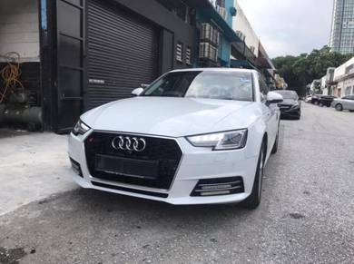 Audi A4 B9 RS4 Grille Bodykit