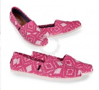 Irregular Canvas Female Shoes18