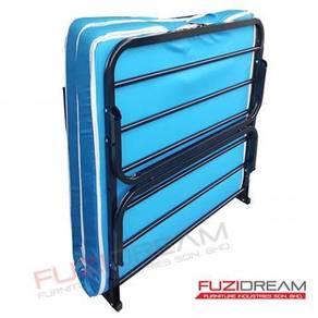 Katil besi boleh lipat / foldable bed fit in car