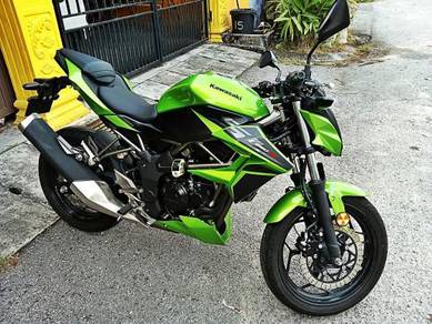 2017 Kawasaki Z250sl - Standard