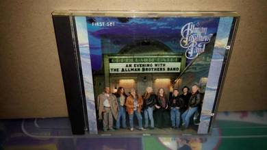 CD An Evening With The Allman Brothers Band