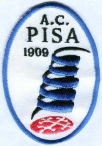 AC Pisa 1909 Italy Football Soccer Patch