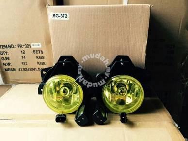 Proton saga flx saga sv yellow fog lamp light